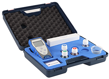 EC-20 pH • EC 25 pH Portable Meter