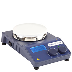 Magnetic stirrer, 20l, heated RS-232 Interface